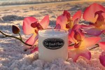 Milkhouse Candles TIKI BEACH FLOWER Shot