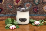 Milkhouse Candles MOROCCAN MINT Cream Jars