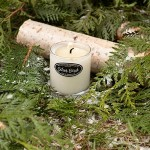 Milkhouse Candles SILVER BIRCH Shot