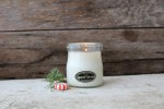 Milkhouse Candles PEPPERMINT PINE NEEDLE Cream Jar