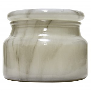 Cheerful Candle MARBLE Artesian SOY
