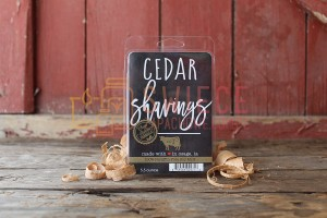 Milkhouse Candles CEDAR SHAVINGS Wosk