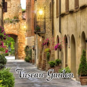 Milkhouse Candles TUSCAN GARDEN Wosk