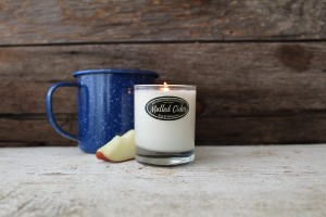 Milkhouse Candles MULLED CIDER Shot