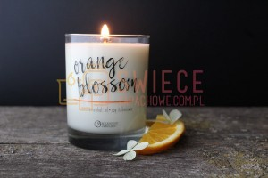 Milkhouse Candles ORANGE BLOSSOM SPA