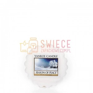 Yankee Candle Season Of Peace Wosk