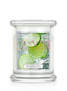 Kringle Candle Sparkling Small 1 Wick Classic Sparkling