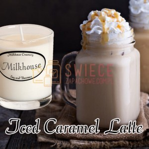 Milkhouse Candles ICED CARAMEL LATTE Shot