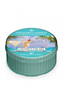 Country Candle COCONUT COLADA DayLights