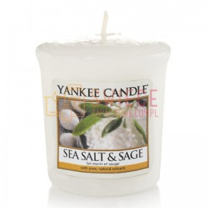 Yankee Candle Sea Salt & Sage Sampler
