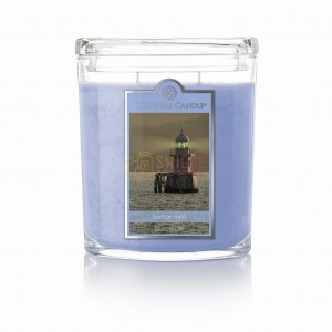 Colonial Candle Large Jar HARBOUR MIST