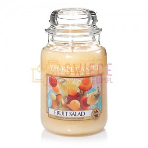 Yankee Candle Fruit Salad Słoik Duży