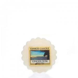 OUTLET Yankee Candle Ginger Dusk Wosk