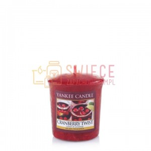 Yankee Candle Cranberry Twist Sampler