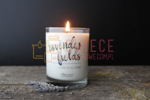 Milkhouse Candles LAVENDER FIELDS SPA