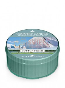 Country Candle COTTON FRESH DayLights