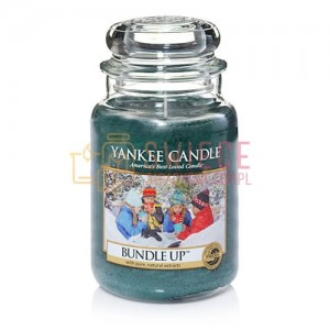 Yankee Candle Bundle Up Słoik Duży