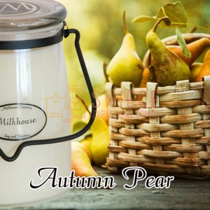 Milkhouse Candles AUTUMN PEAR Świeca Duża