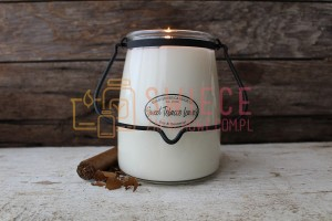 Milkhouse Candles SWEET TOBACCO LEAVES Świeca Duża