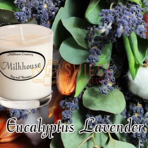 Milkhouse Candles EUCALYPTUS LAVENDER Shot