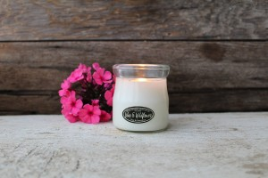 Milkhouse Candles LILAC & WILDFLOWERS Cream Jar