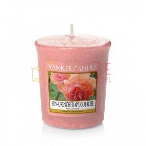Yankee Candle SUN-DRENCHED APRICOT ROSE Sampler