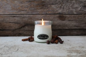 Milkhouse Candles WELCOME HOME Cream Jar