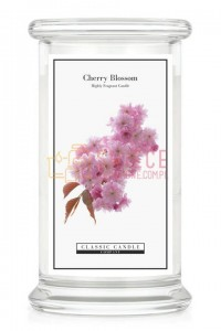Classic Candle CHERRY BLOSSOM Large Jar