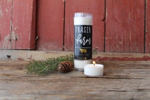 Milkhouse Candles FRASER FARM Tea Light