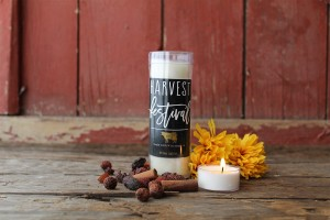 Milkhouse Candles HARVEST FESTIVAL Tea Light