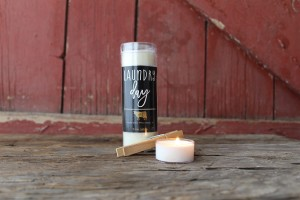 Milkhouse Candles LAUNDRY DAY Tea Light