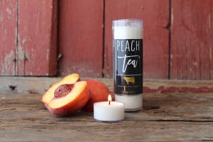 Milkhouse Candles PEACH TEA Tea Light