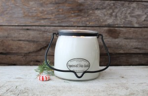 Milkhouse Candles PEPPERMINT PINE NEEDLE Świeca Średnia