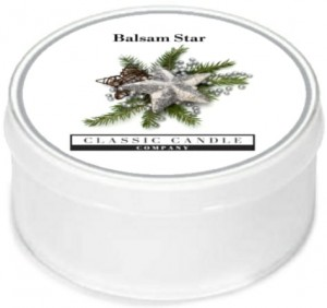 Classic Candle Balsam Star MiniLight