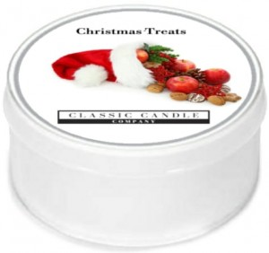 Classic Candle Christmas Treats MiniLight