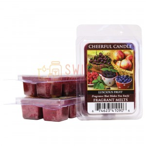 OUTLET Cheerful Candle LUSCIOUS FRUIT Wosk