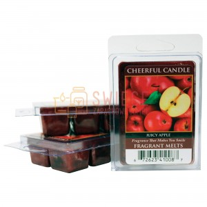 OUTLET Cheerful Candle Juicy Apple Wosk