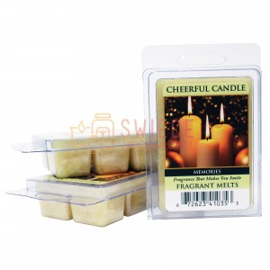OUTLET Cheerful Candle Memories Wosk