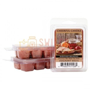 OUTLET Cheerful Candle BARNYARD BREAKFAST Wosk