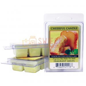 OUTLET Cheerful Candle Lemon Butter Pound Cake Wosk