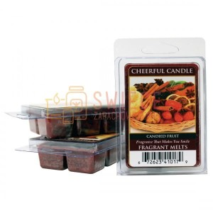 OUTLET Cheerful Candle Candied Fruit Wosk