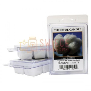 OUTLET Cheerful Candle Crisp Cotton Wosk