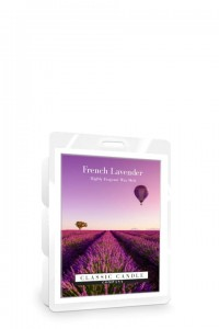 Classic Candle FRENCH LAVENDER Wax Melt