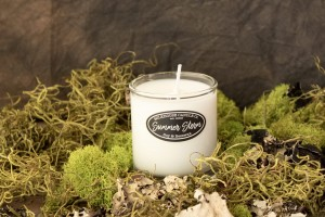 Milkhouse Candles SUMMER STORM Shot