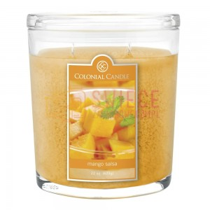 Colonial Candle Large Jar Mango Salsa