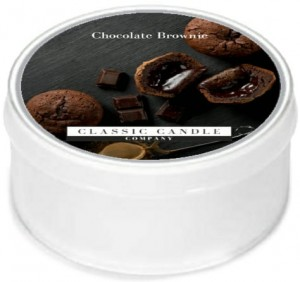 Classic Candle CHOCOLATE BROWNIE MiniLight