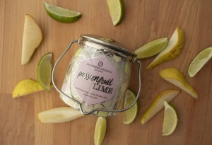 Milkhouse Candles PASSIONFRUIT LIME Wrapped Butter