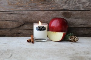 Milkhouse Candles HOLIDAY HOME Shot