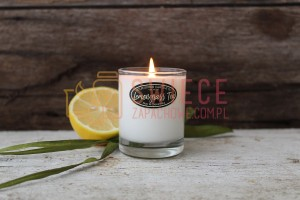 Milkhouse Candles LEMONGRASS TEA Shot