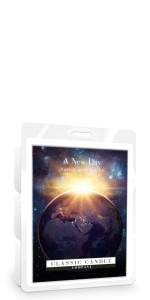 Classic Candle A NEW DAY Wax Melt